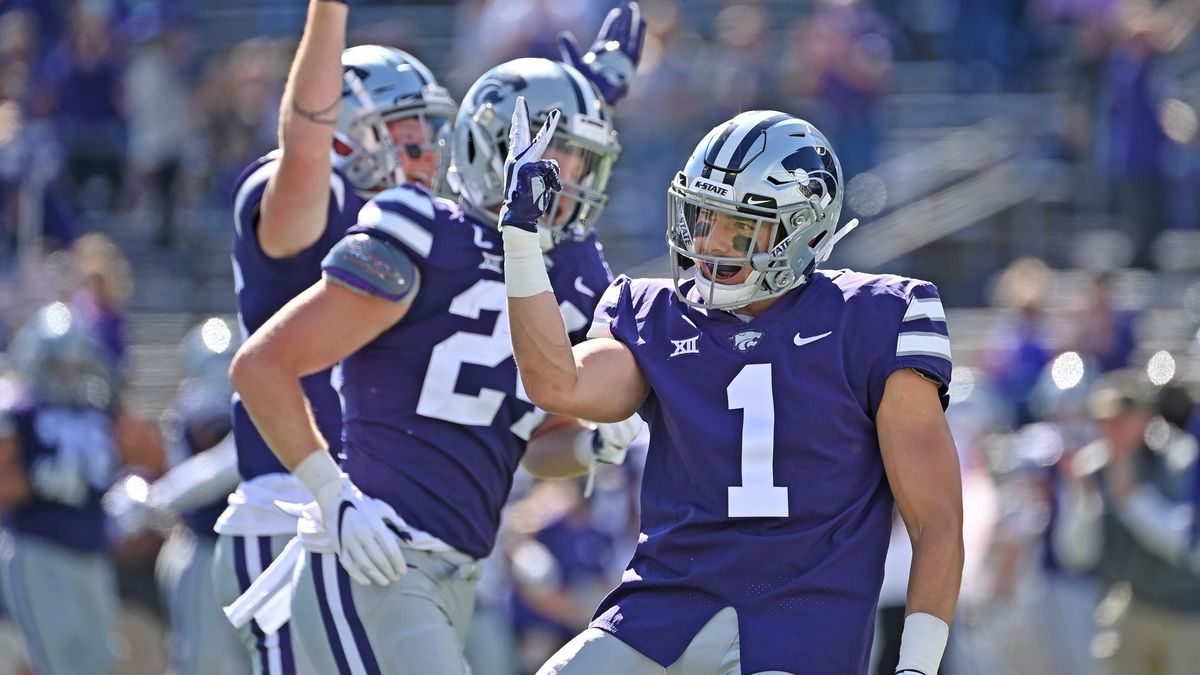 Kansas State vs. Kansas Betting Odds & Pick: Jayhawks Remain Underdog As Spread Moves (Saturday, Oct. 24) article feature image