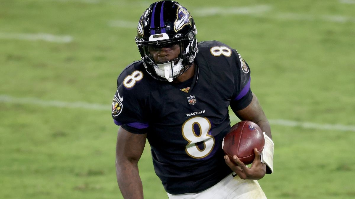 Ravens-Colts PrizePicks Promo: Win $50 if Lamar Jackson Rushes for 1+ Yard! article feature image