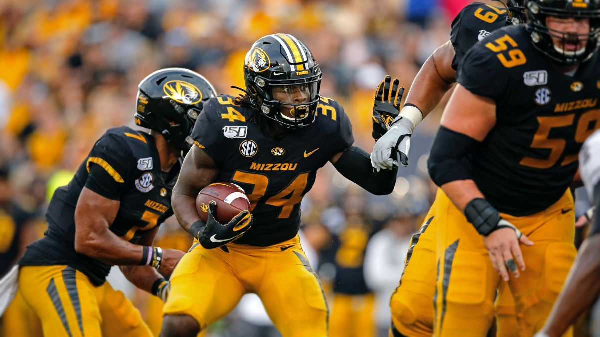 LSU at Missouri Betting Odds & Pick: Battle for the Tiger Crown in Columbia (Saturday, Oct. 10) article feature image