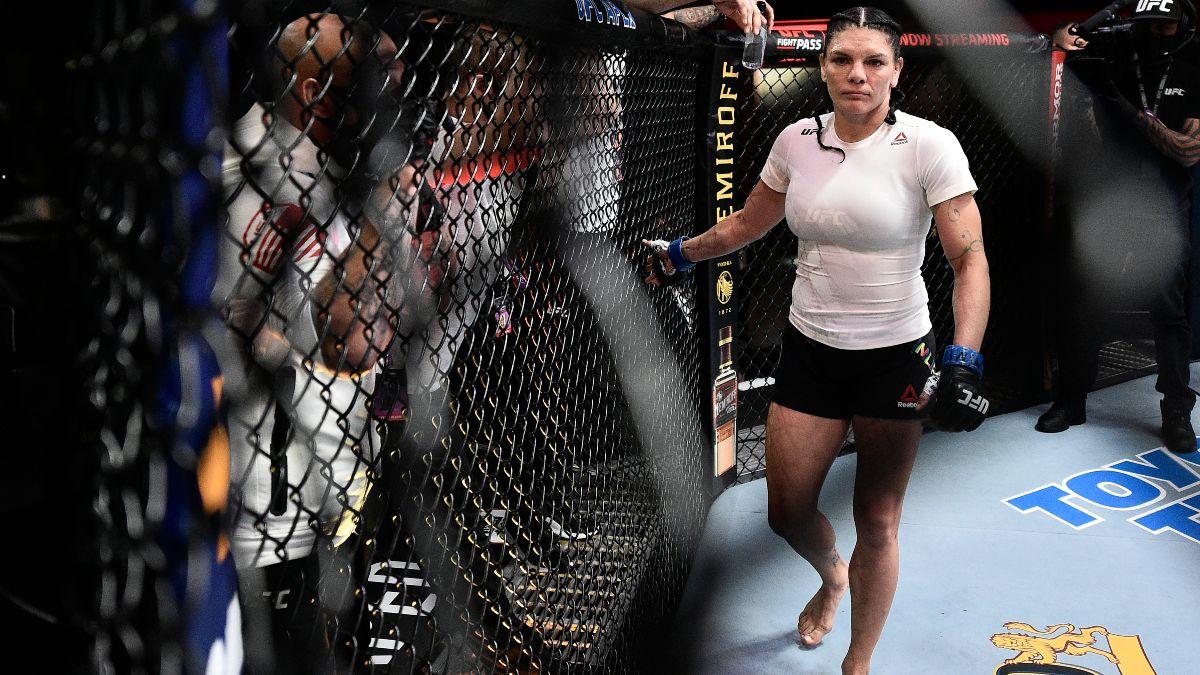 UFC 254 Odds, Pick & Prediction: Lauren Murphy's Experience Over Liliya Shakirova (Saturday, Oct. 24) article feature image