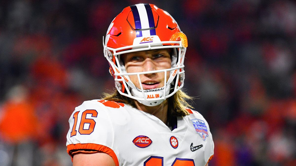 Sugar Bowl Special: Bet $20, Win $125 if Trevor Lawrence Throws for at Least 1 Yard! article feature image