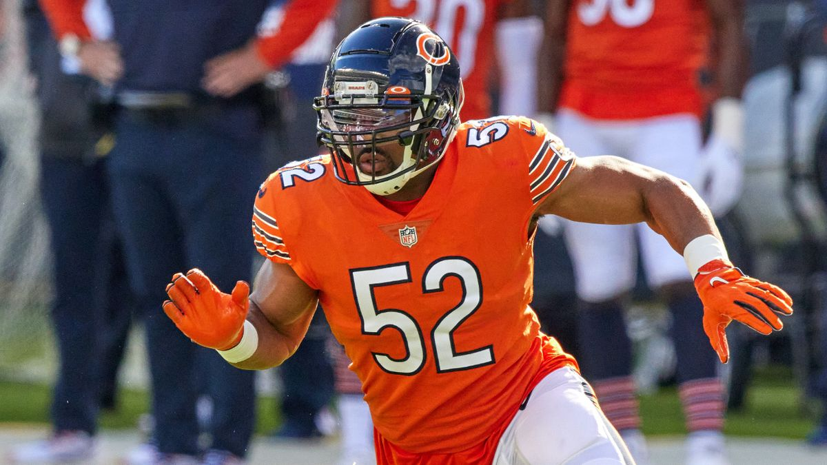 Bears Odds & Picks: Bet Chicago To Cover Sunday's Spread Against the Panthers article feature image