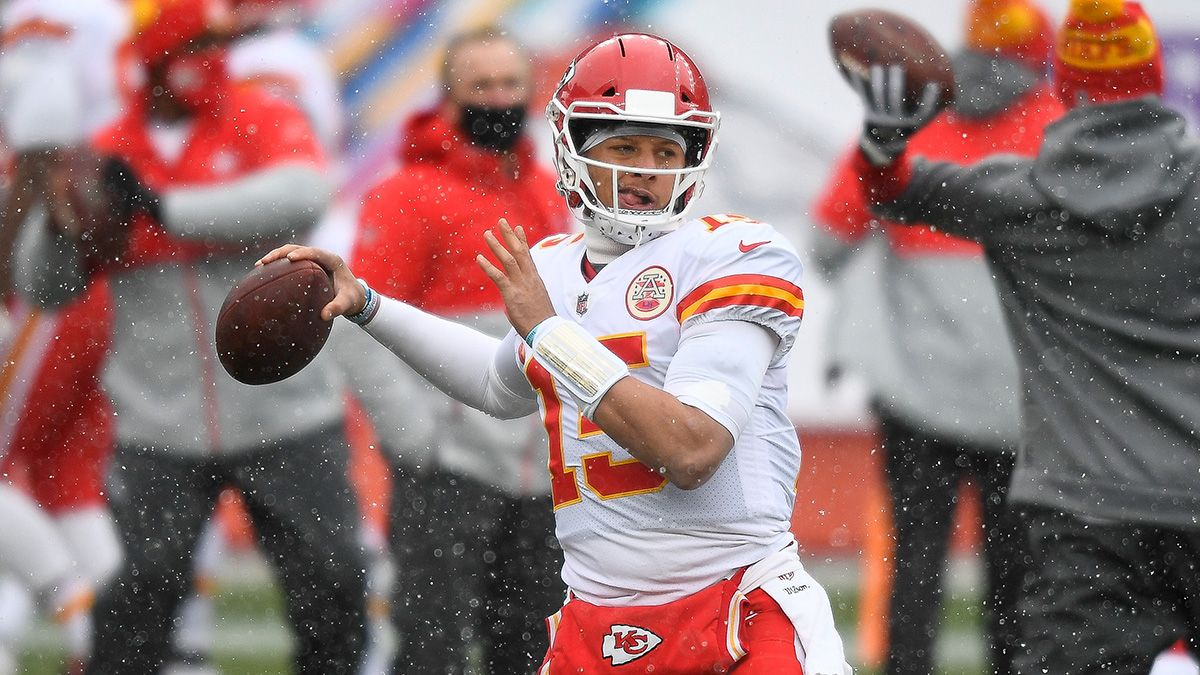 Jets vs. Chiefs Odds & Promo: Bet Chiefs +50, Win $100 if They Cover article feature image