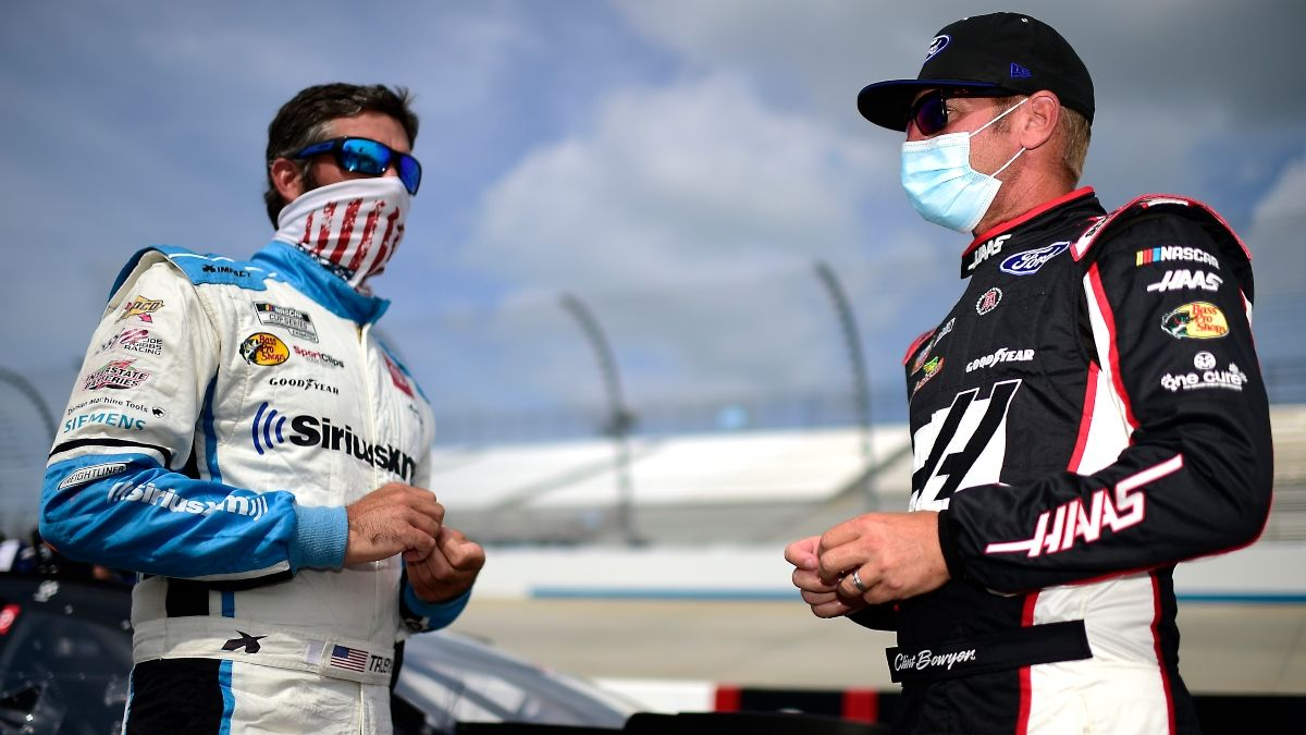 NASCAR at Talladega Odds & Picks: The Veteran to Bet for Sunday's YellaWood 500 (Oct. 4) article feature image