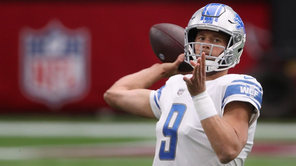 Jaguars vs. Lions Odds & Picks: How We're Betting This Week 6 Matchup article feature image