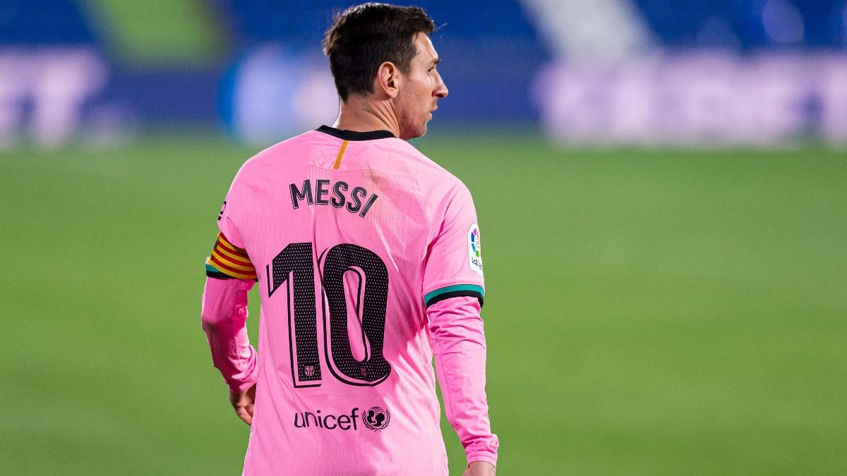 Champions League Odds, Picks and Predictions: Best Bets for Juventus vs. Barcelona (Wednesday, Oct. 28) article feature image