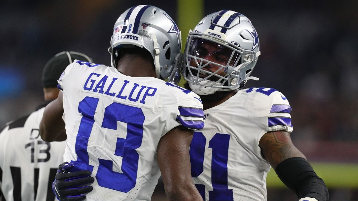 Updated NFL Odds For Washington vs. Cowboys: Thanksgiving Spread On the Move article feature image