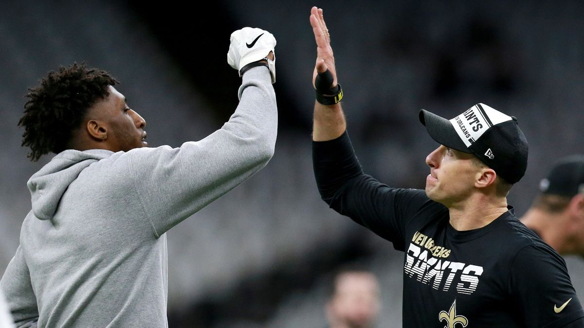 Los Angeles Chargers vs. New Orleans Saints Odds: Sharp Money Moving Monday Night Football Lines article feature image