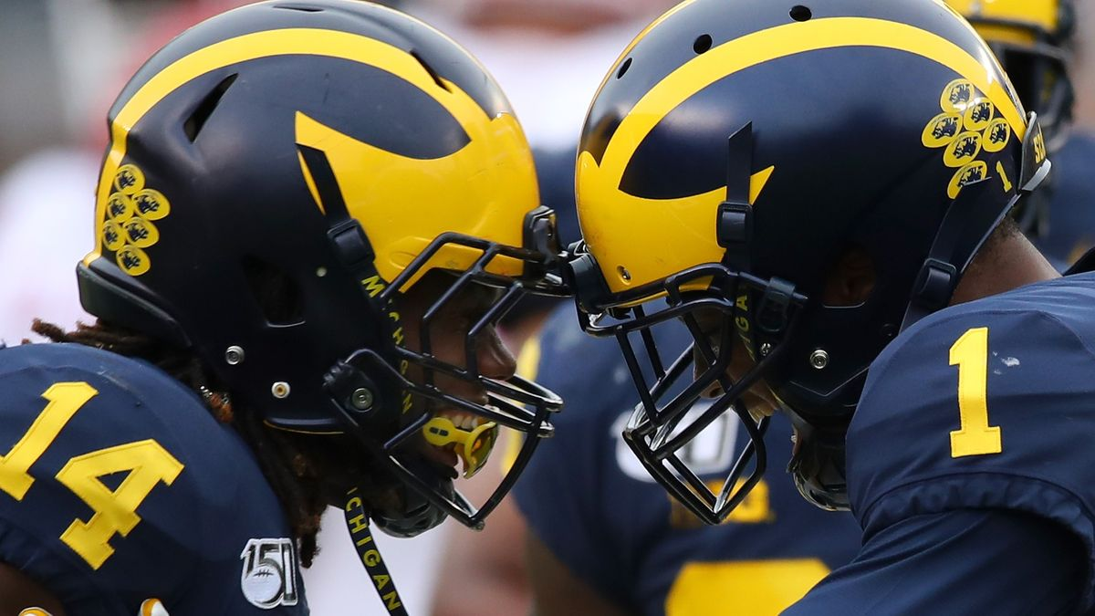 Michigan vs. Michigan State Sportsbook Promos: Save Over $5,000 on the Michigan Moneyline, More! article feature image