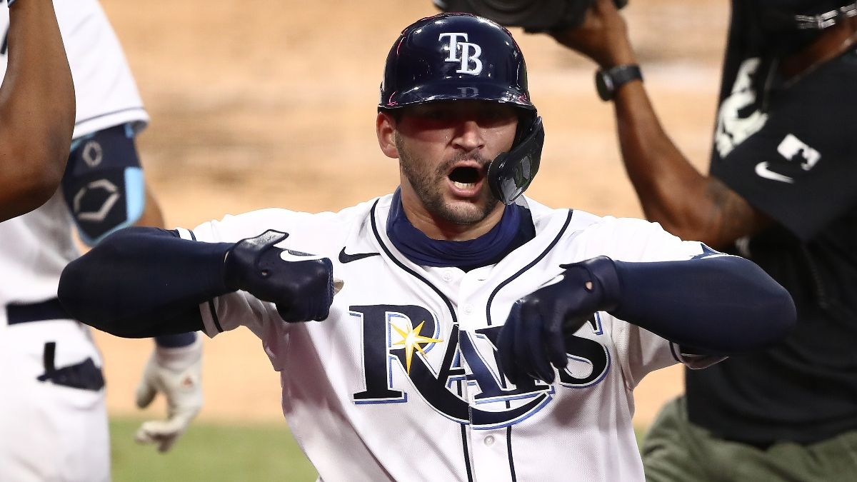 Our Staff's World Series Picks, MVP Bets, Exact Outcome Props for Rays vs. Dodgers article feature image