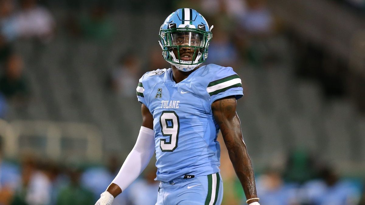 Tulane vs. Houston Sharp Pick: How Pros Are Betting Thursday Night's Total article feature image