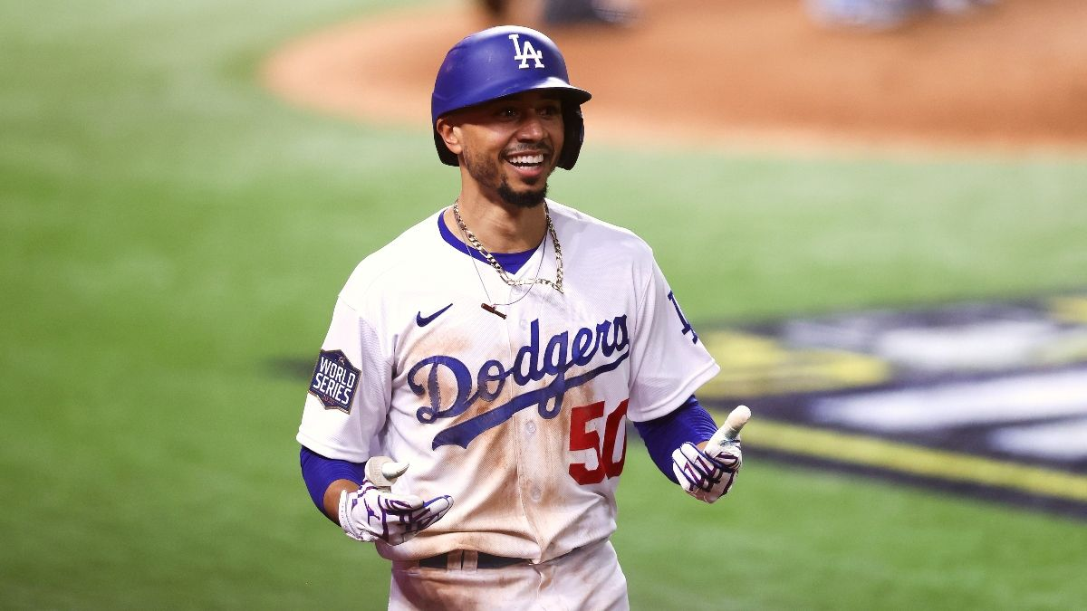 2021 World Series Odds: Dodgers Favored to Defend Title Next Year article feature image