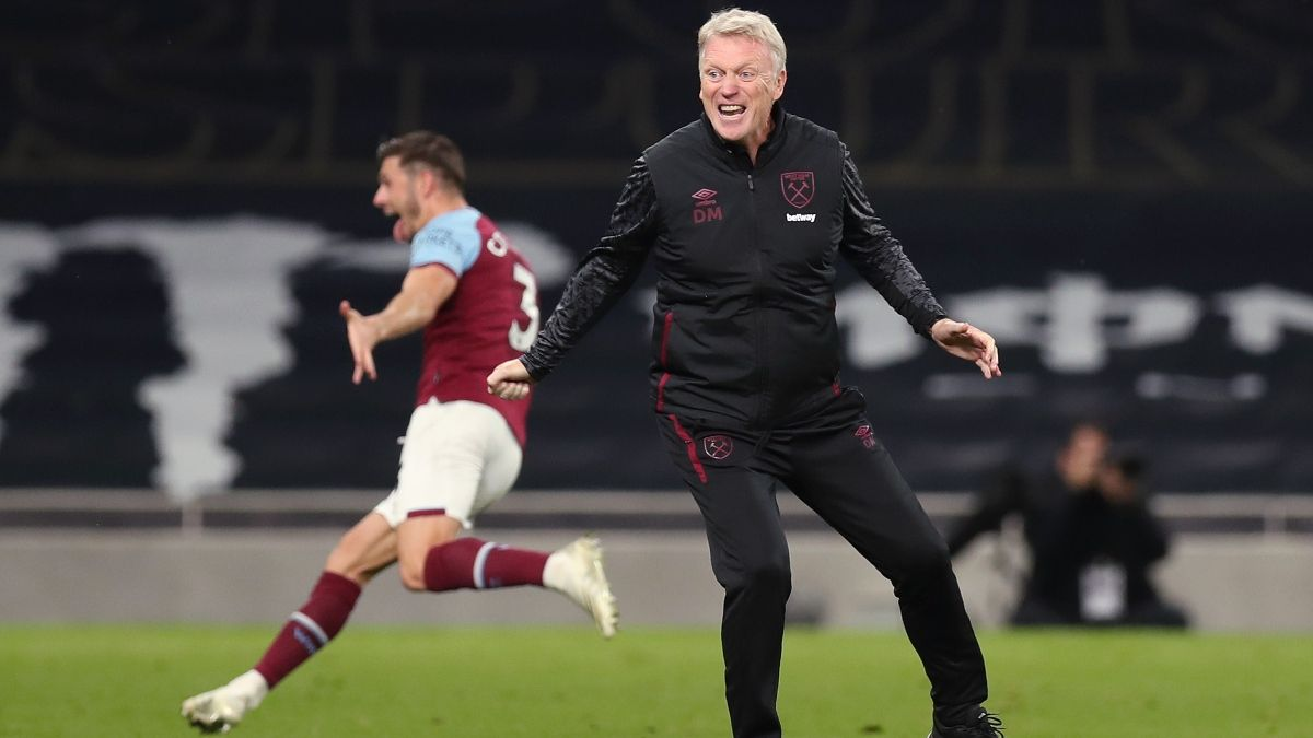Saturday English Premier League Odds, Picks and Predictions: Liverpool vs. West Ham (Oct. 31) article feature image