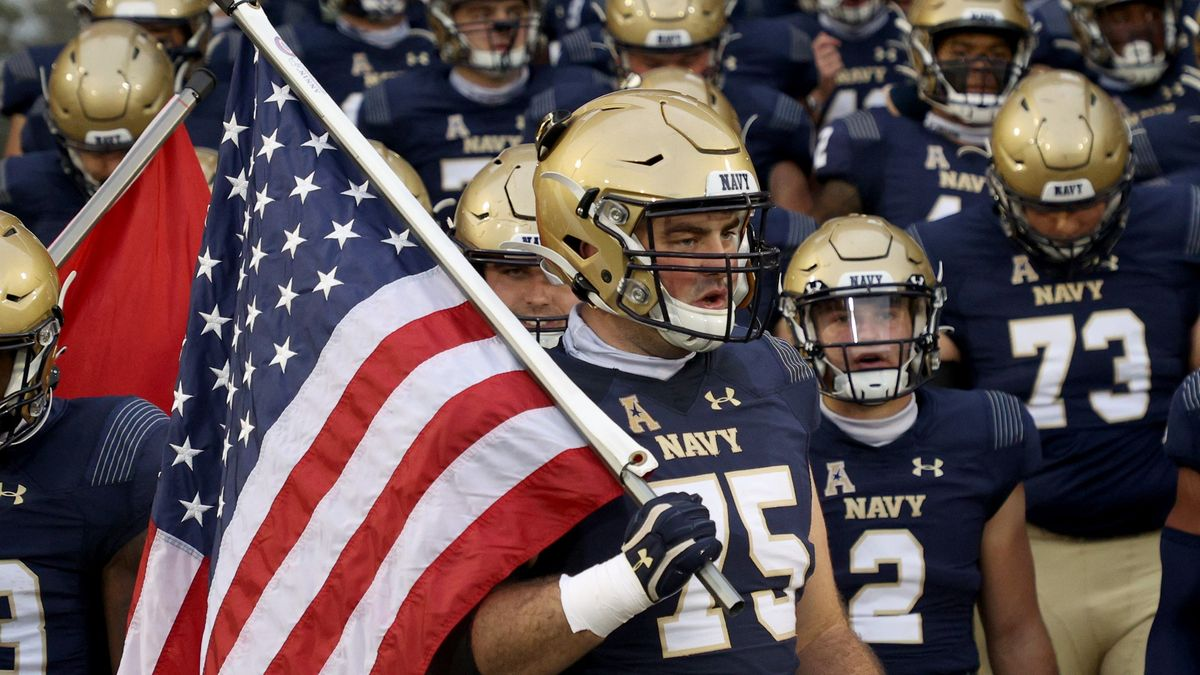 Navy vs. Houston Betting Odds & Pick: Back the Triple Option vs. Cougars Porous Defense (Saturday, Oct. 24) article feature image