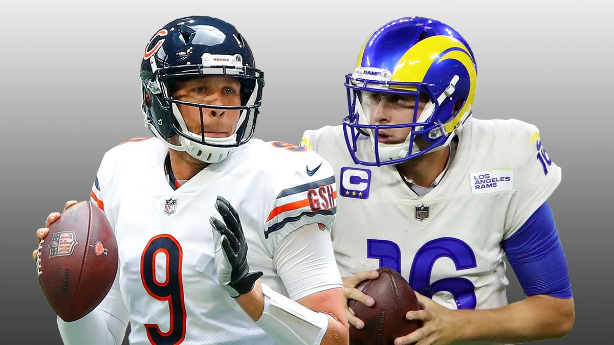 NFL Odds & Picks For Bears vs. Rams: How We're Betting Monday Night Football article feature image