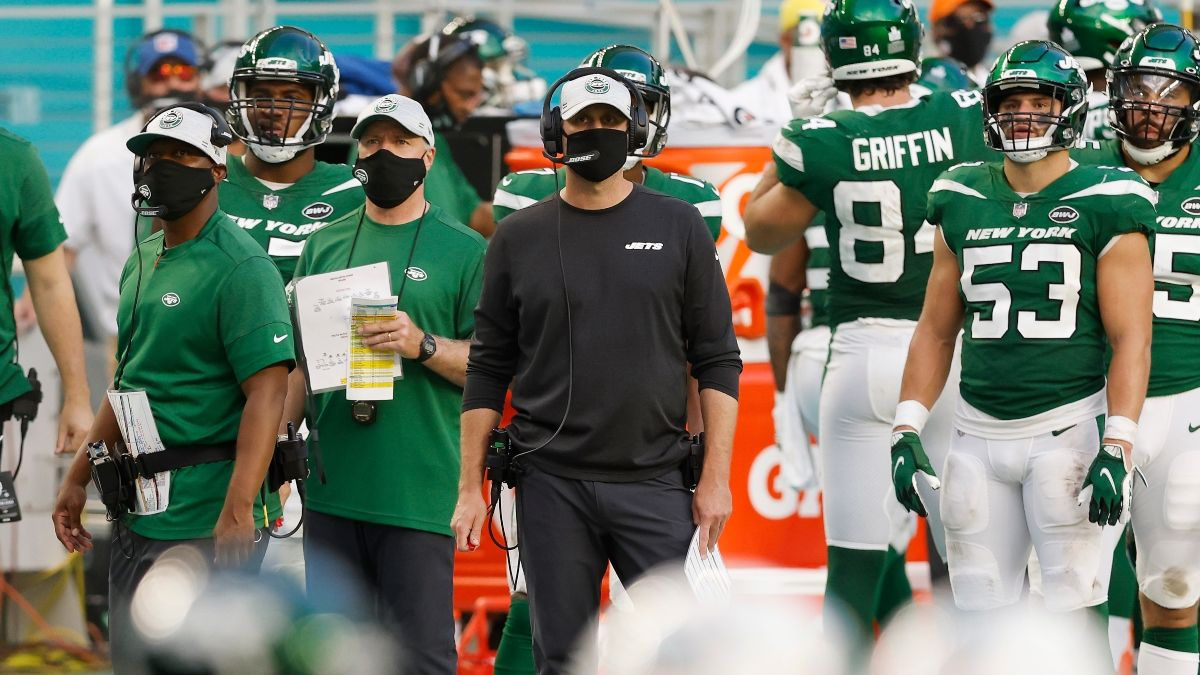 Bills vs. Jets Odds & Picks: Betting On New York To Cover Spread (Actually) article feature image