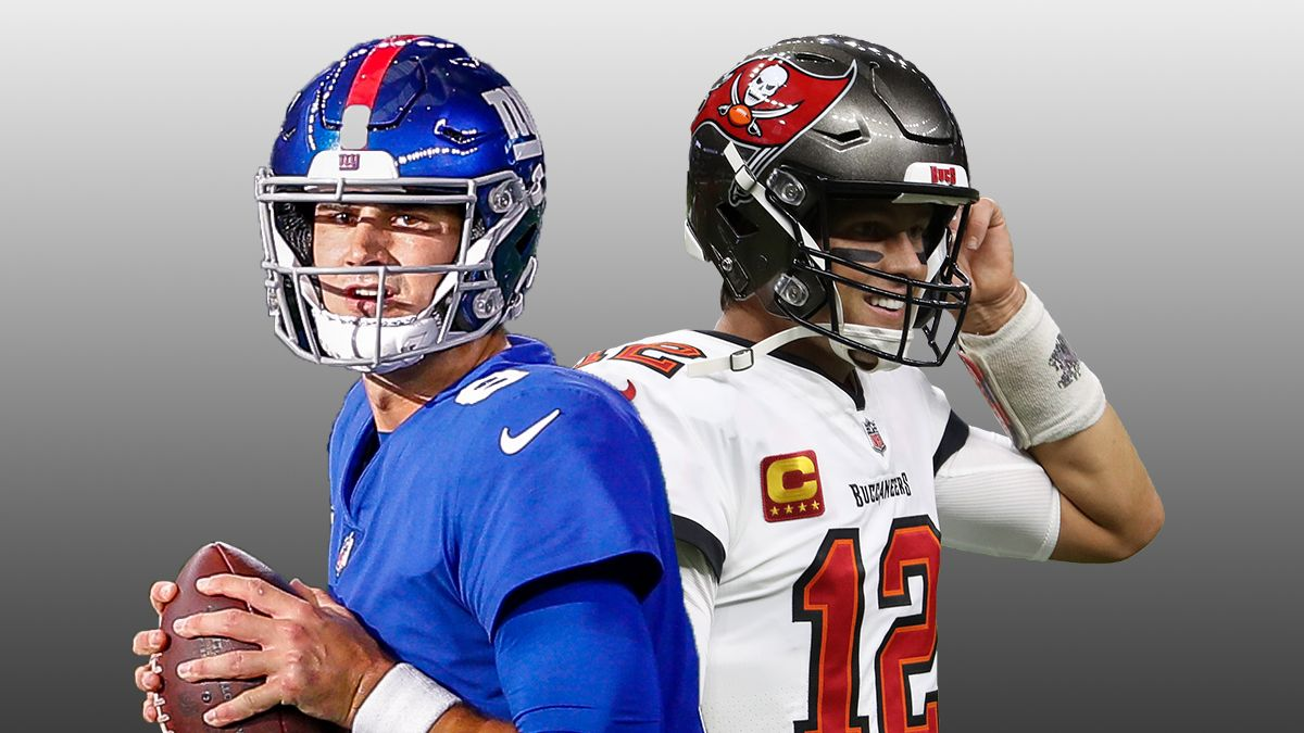 Giants vs. Buccaneers Odds & Picks: Your Guide To Betting Monday Night Football article feature image