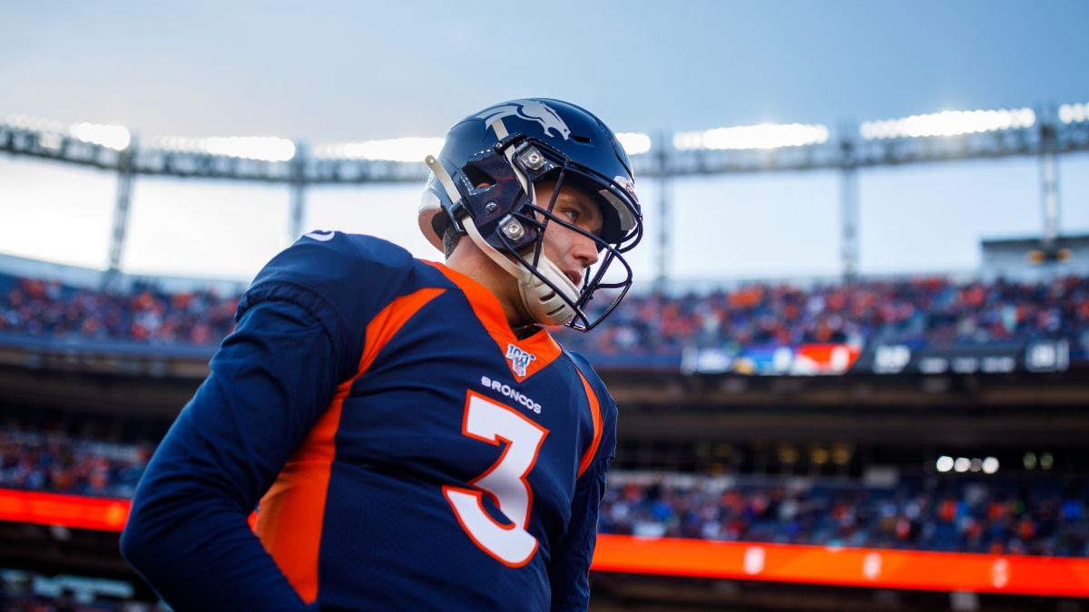 Broncos vs. Falcons Odds & Picks: Back Denver To Win On The Road Sunday article feature image
