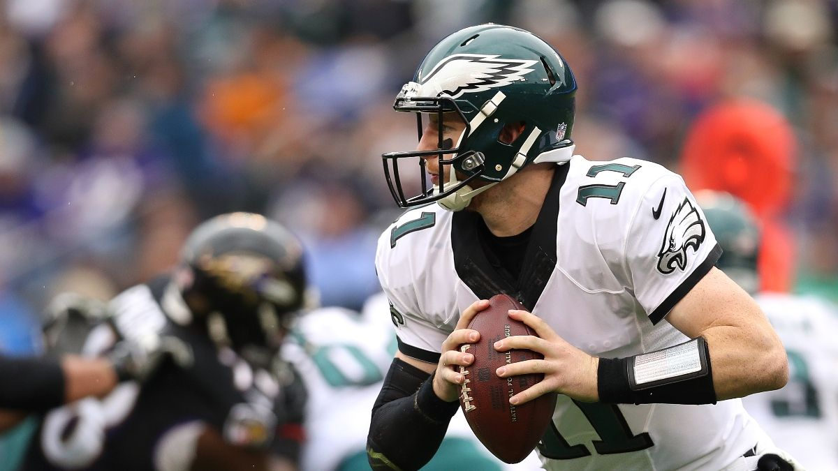 Ravens vs. Eagles Odds & Picks: How We're Betting Sunday's Spread & Total article feature image