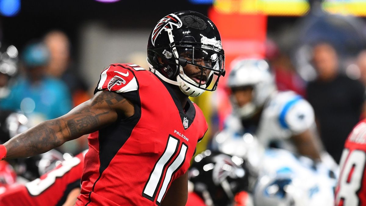 NFL Picks For Falcons vs. Panthers: How We're Betting the Thursday Night Football Spread & Total article feature image