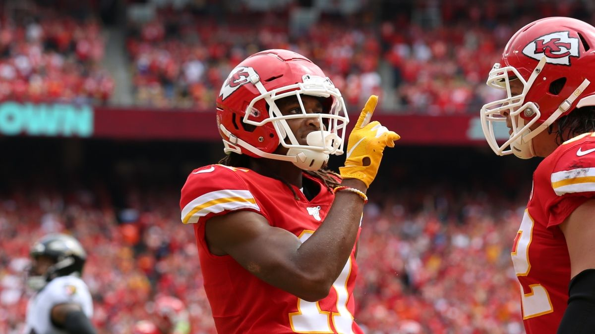Jets vs. Chiefs Odds & Promos: Bet $1, Win $100 if There's at Least 1 Touchdown article feature image
