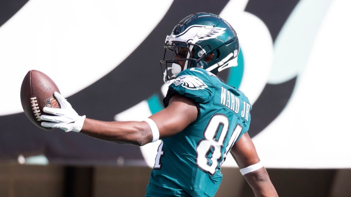 NFL Prop Bet: The Top Giants-Eagles Pick For Thursday Night Football article feature image