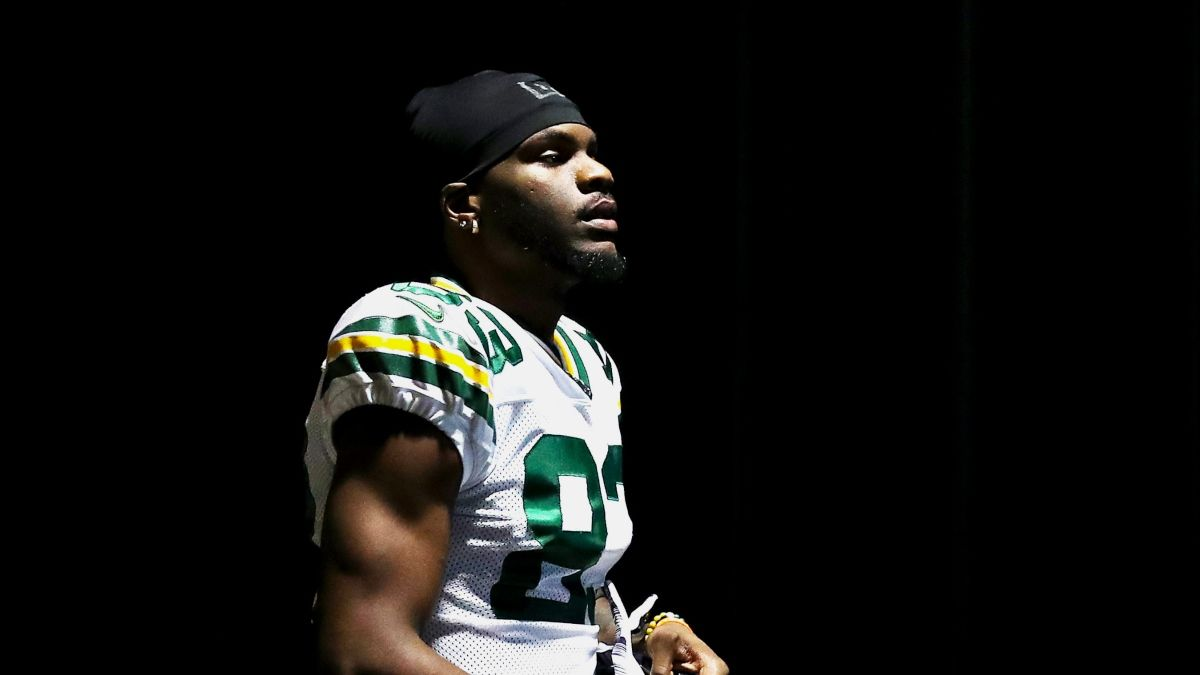 NFL Prop Picks: Bet This Marquez Valdes-Scantling Over For Falcons vs. Packers On Monday Night Football article feature image