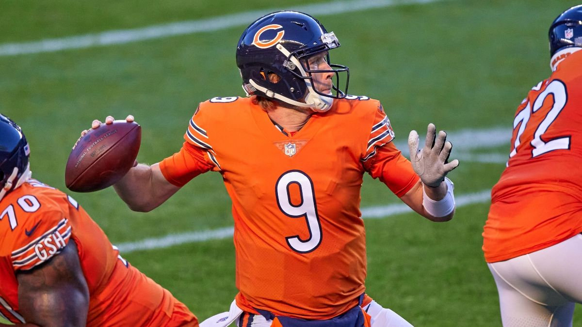 Tampa Bay Buccaneers vs. Chicago Bears Odds, Pick: How Sharps Are Betting Thursday Night Football article feature image