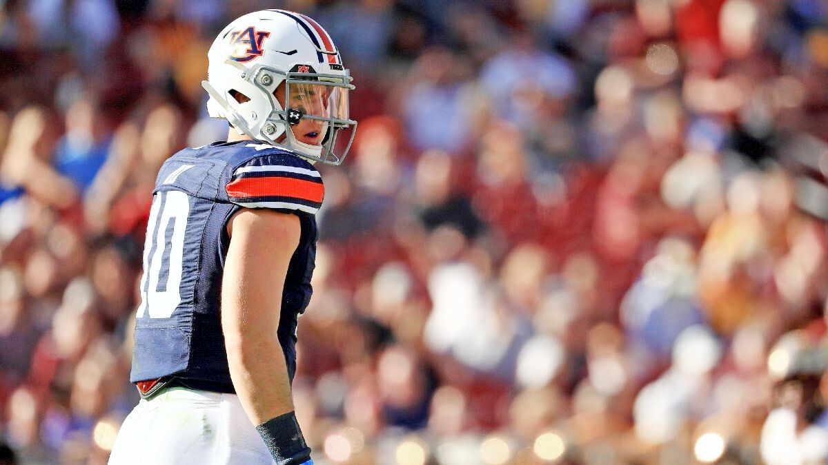 Auburn at Georgia Odds & Pick: Ride the Hot Hand with Auburn, or Bet Bulldogs to Bounce Back? (Saturday, Oct. 3) article feature image