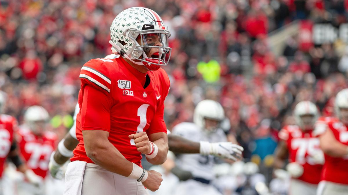 Ohio State vs. Penn State Odds & Picks: Our Staff's Favorite Bets for Saturday Night's Showdown article feature image