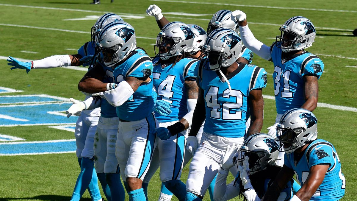 Freedman's NFL Week 7 Trends & Early Bets: Panthers in Sweet Spot as Divisional Underdogs article feature image