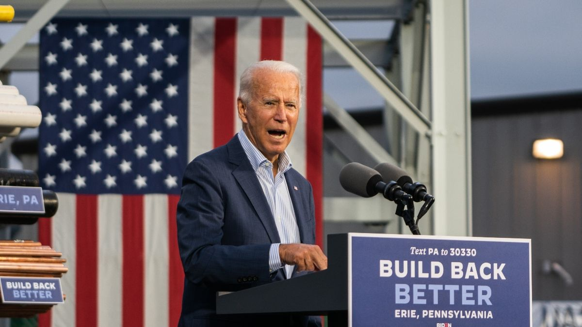 Pennsylvania Election Odds: Biden's Edge vs. Trump Grows in Presidential Election Betting Market article feature image
