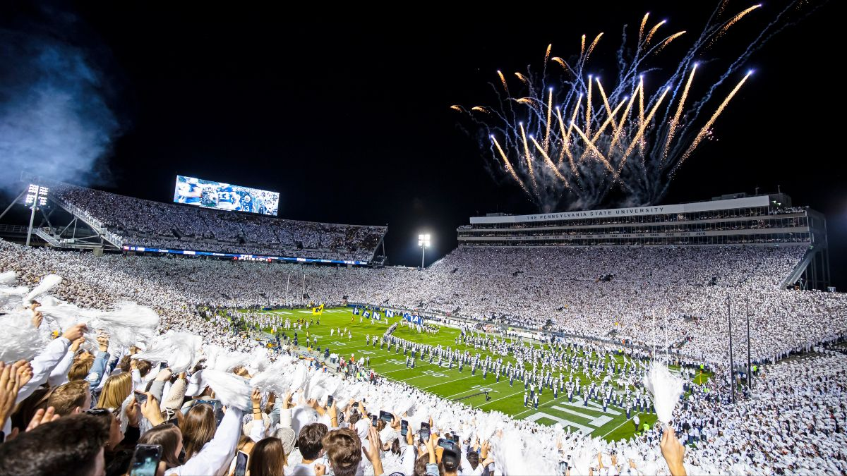 College Football Betting Odds, Predictions: Collin Wilson's Favorite Picks for Week 3 (Saturday, Sept. 18) article feature image