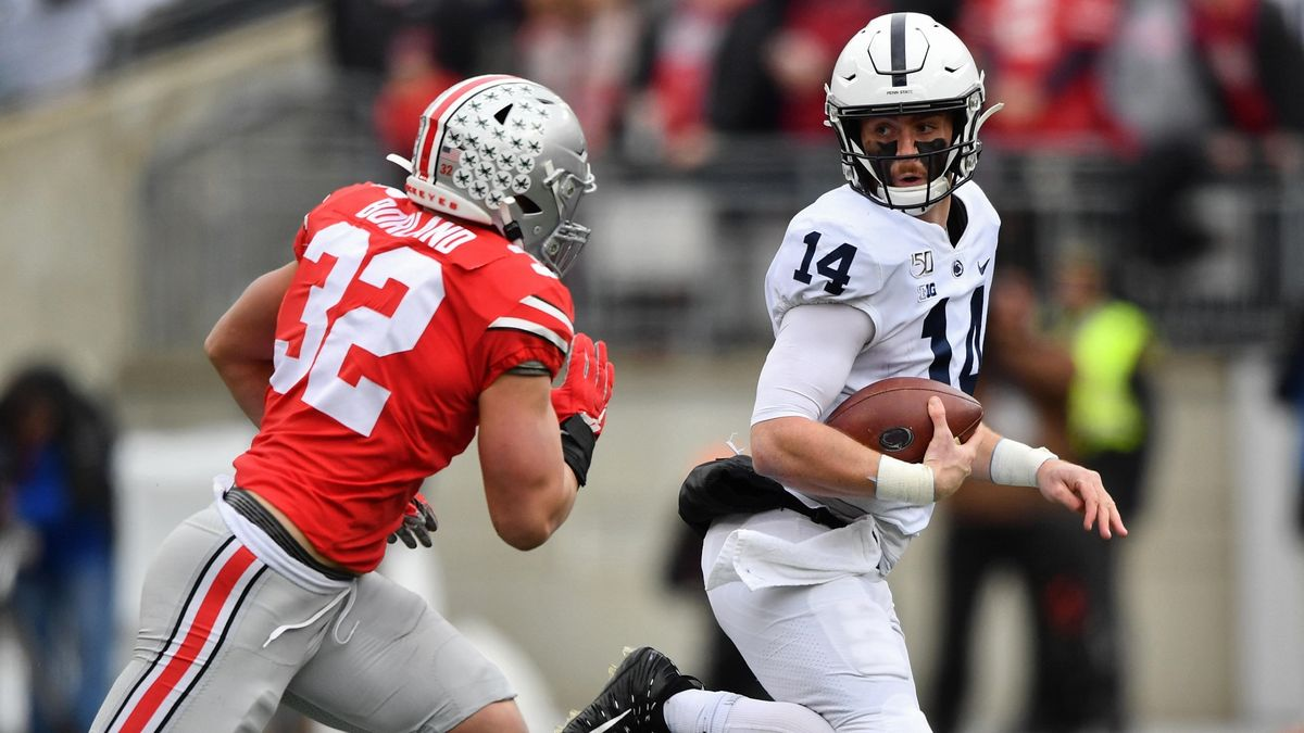 College Football Odds & Picks for Ohio State vs. Penn State: Betting Value Lies With Home Underdog article feature image