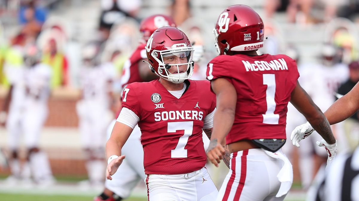 Oklahoma at Texas Tech Betting Odds & Pick: Back the Red Raiders' Offense article feature image