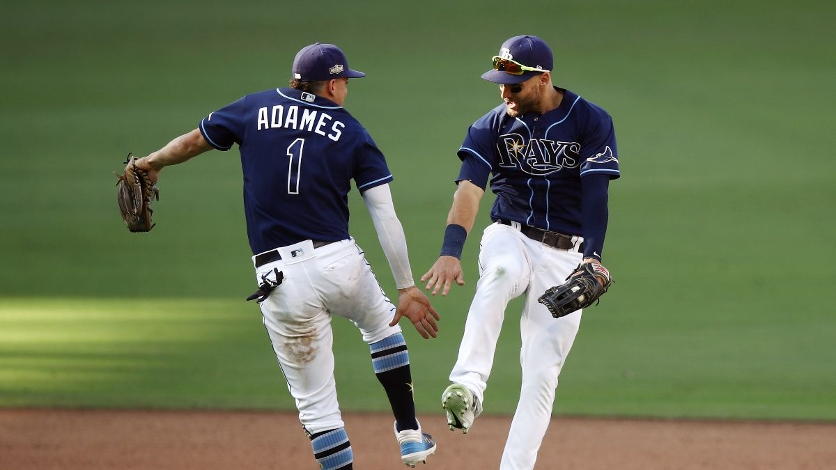 Rays vs. Astros Betting Odds & Picks: Our Staff's Best Bets for ALCS Game 3 (Oct. 13) article feature image