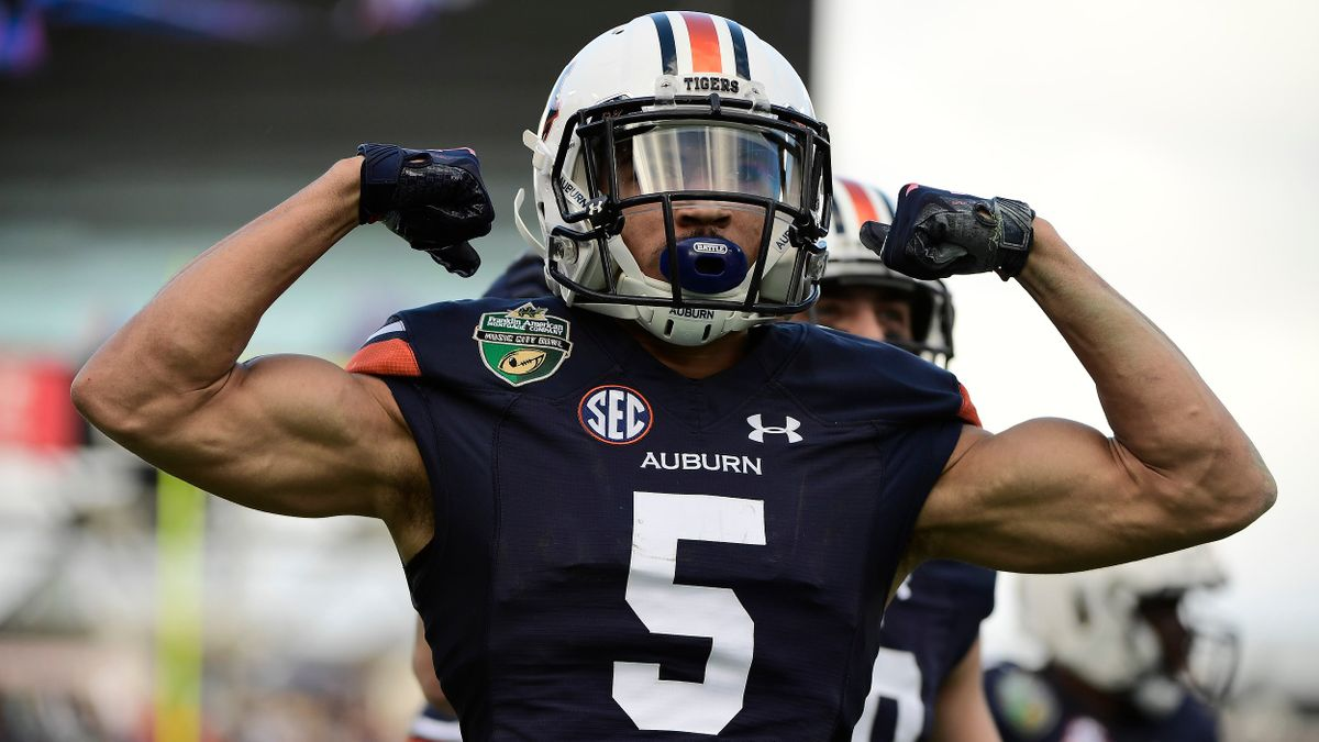 LSU at Auburn Betting Odds & Pick: War Eagle Offers Betting Value in Saturday's SEC Battle article feature image