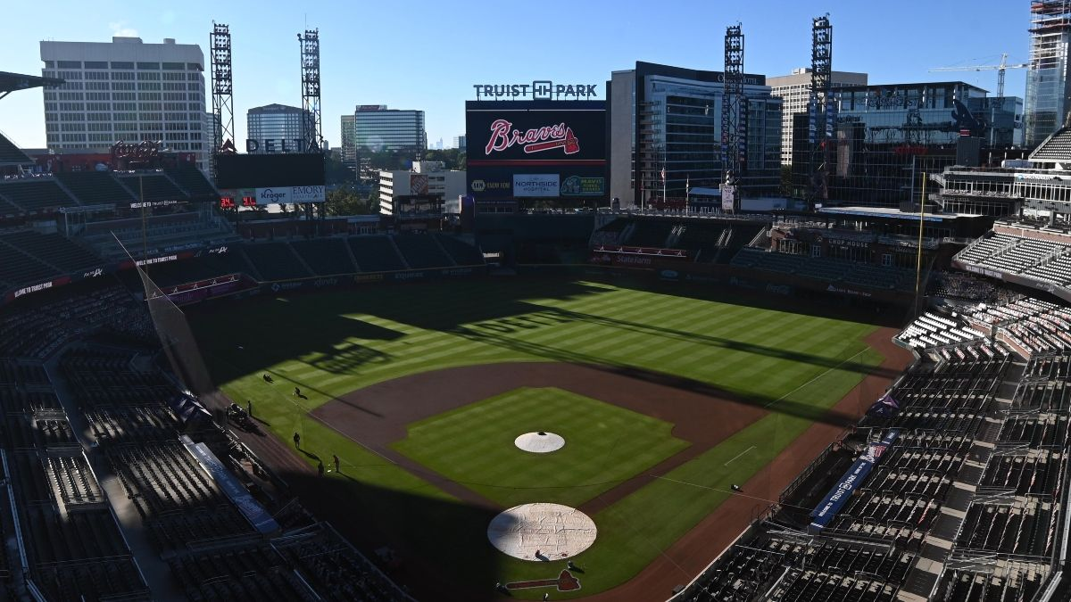 Reds vs. Braves Game 2 Odds, Betting Pick, Prediction (Thursday, Oct. 1) article feature image
