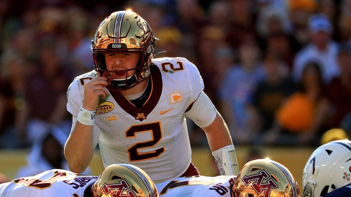Michigan vs. Minnesota Odds & Pick: Projections, Betting Systems Reveal Spread Value (Saturday, Oct. 24) article feature image