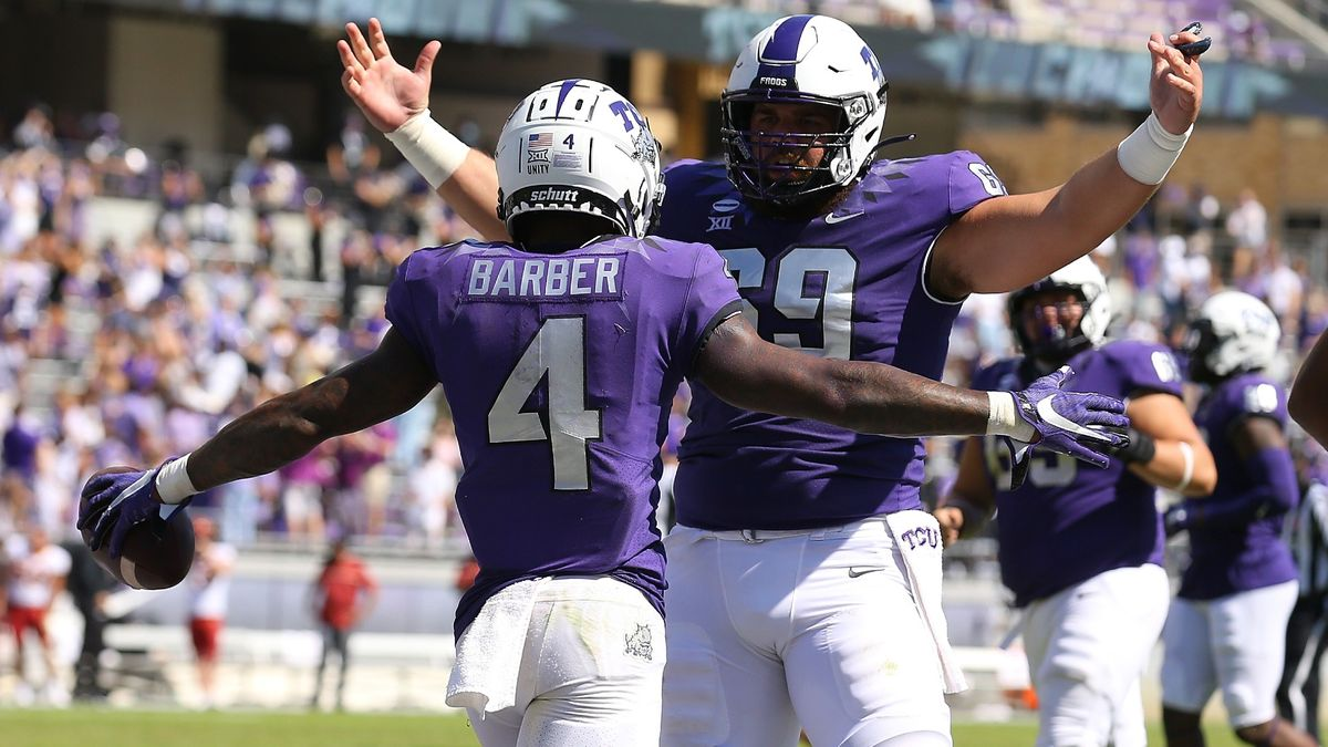 TCU vs. Oklahoma Odds & Pick: Expect Horned Frogs And Sooners to Light Up Scoreboard (Saturday, Oct. 24) article feature image