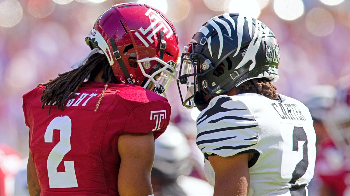 Temple at Memphis Betting Odds & Pick: Tigers Relishing Revenge Spot Against the Owls (Saturday, Oct. 24) article feature image
