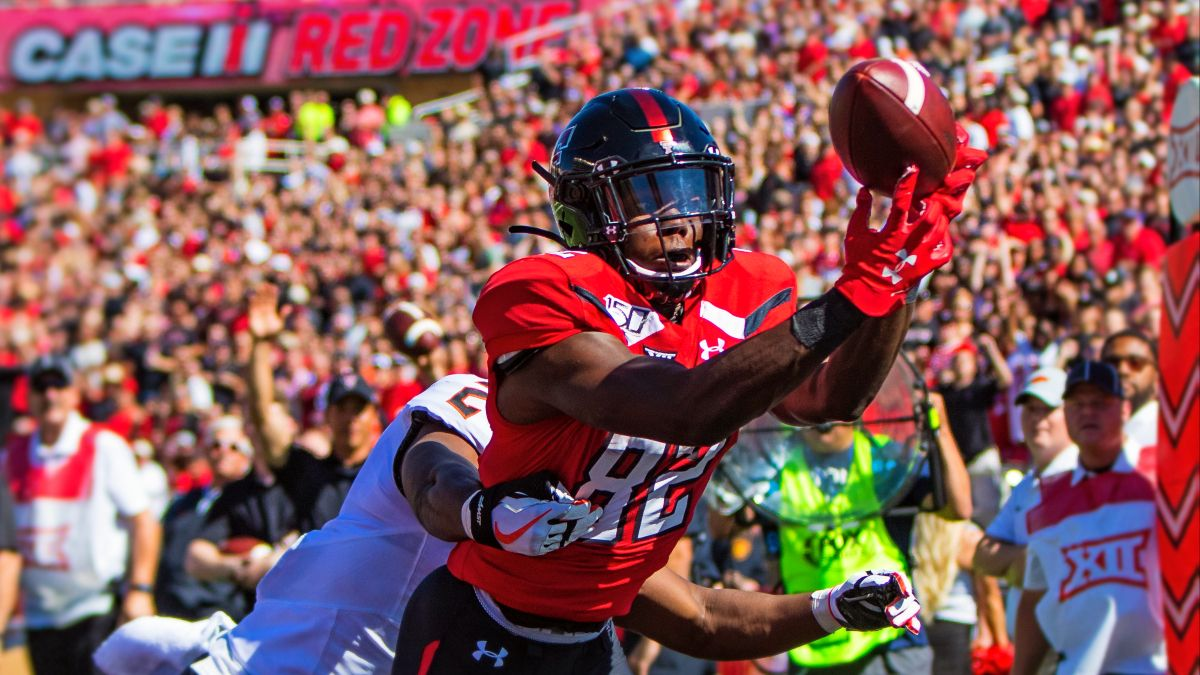 Texas Tech at Iowa State Betting Odds & Pick: Expect Scoring From the Red Raiders in Ames (Saturday, Oct. 10) article feature image