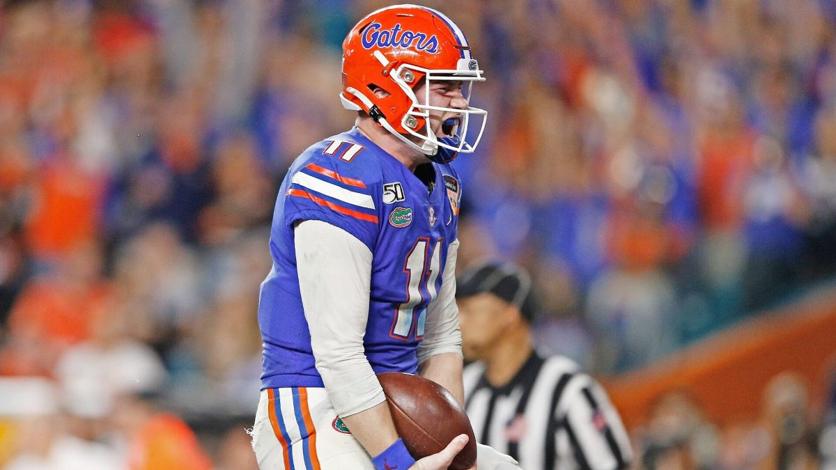 Florida at Texas A&M Odds & Pick: Back the Golden Gators on the Goal Line (Saturday, Oct. 10) article feature image
