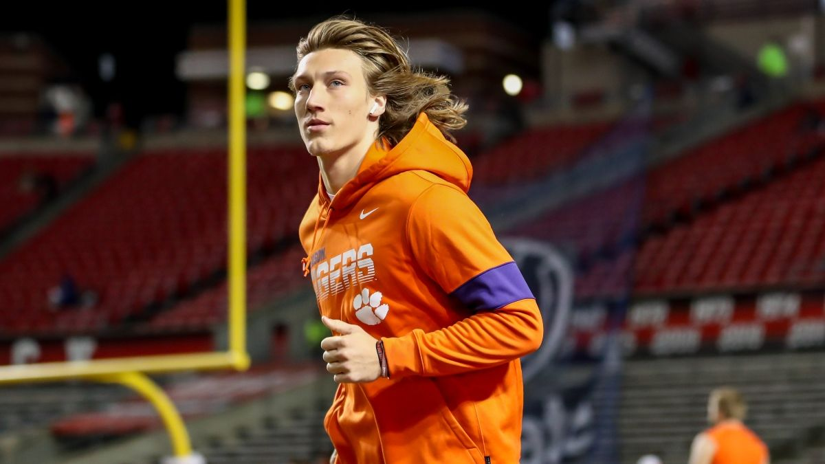 Fade Rovell: Bet $20, Win $200 on the Battle for Trevor Lawrence article feature image