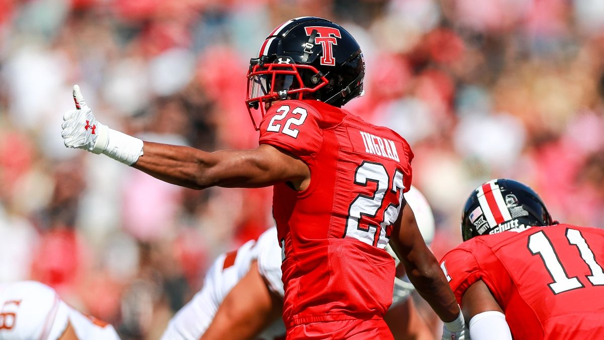 Texas Tech vs. Kansas State Sharp Action, Betting Systems, Projections, Expert Picks (Saturday, Oct. 3) article feature image