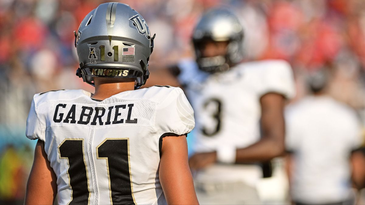 UCF vs. Tulsa Betting Odds & Pick: How to Play a Contentious Over/Under (Saturday, Oct. 3) article feature image