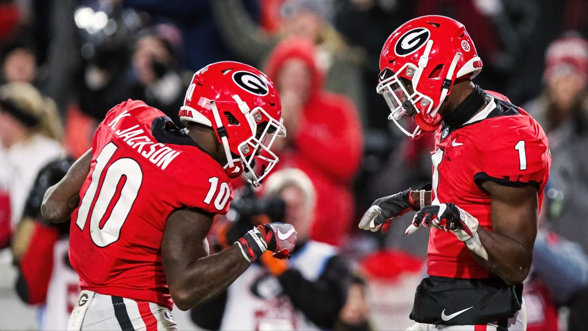 Saturday College Football Odds & Picks: Our Best Bets for Georgia vs. Kentucky, 2 More Noon Kickoff Games article feature image