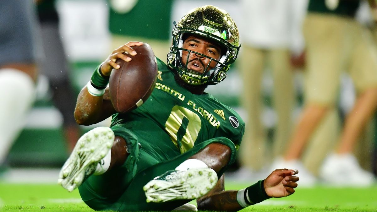 Tulsa vs. USF Sharp Betting Pick: Odds, Projections, Experts' Bets (Friday, Oct. 23) article feature image