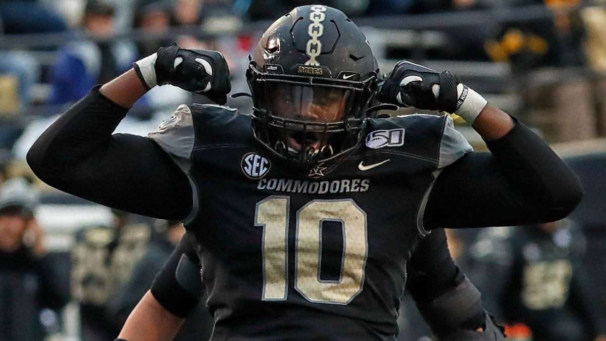 Ole Miss at Vanderbilt Betting Odds & Pick: Betting Value Comes On Over/Under article feature image