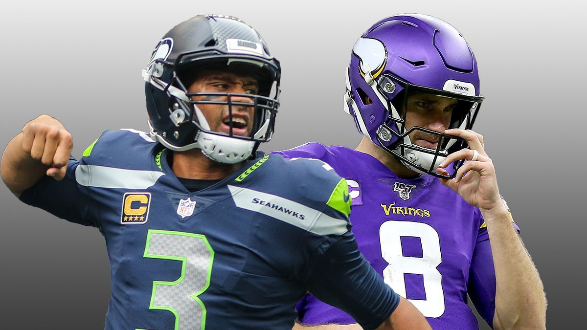 Vikings vs. Seahawks Odds & Pick: Your Guide To Betting Sunday Night Football article feature image